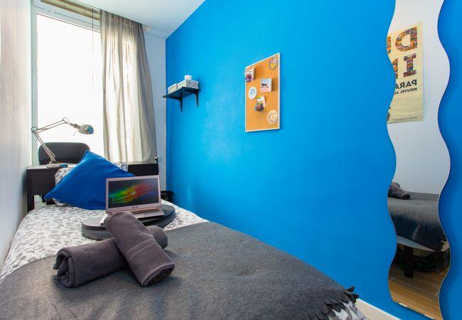 Alquiler por habitaciones en Barcelona - Enamorats Residence H1