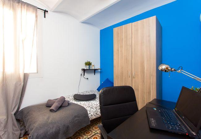 Alquiler por habitaciones en Barcelona - Enamorats Residence H3