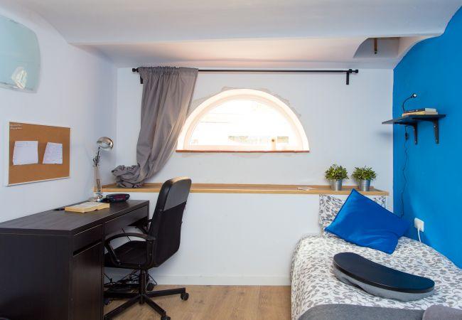 Alquiler por habitaciones en Barcelona - Enamorats residence H5