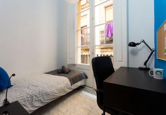 Alquiler por habitaciones en Barcelona - Born Residence H4