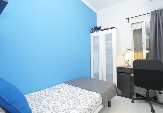 Alquiler por habitaciones en Barcelona - Clot Residence H3