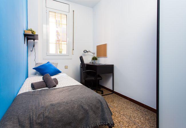Alquiler por habitaciones en Barcelona - Parallel 1 Residence H2