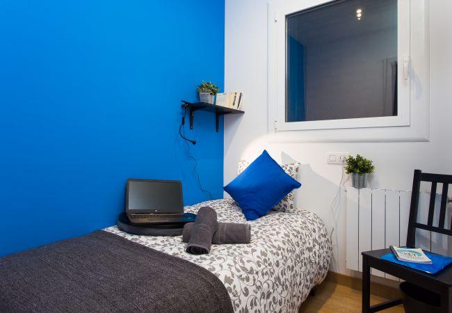 Alquiler por habitaciones en Barcelona - Entença Residence H1