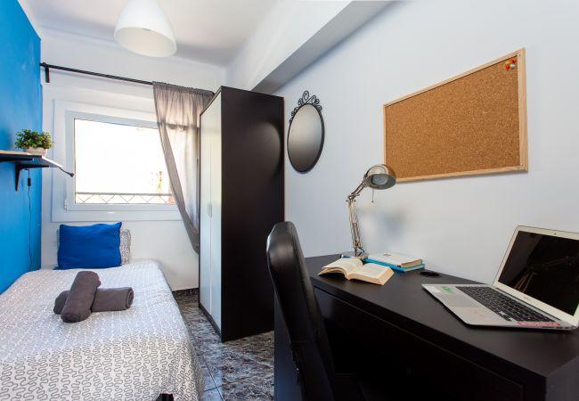Alquiler por habitaciones en Barcelona - Puerto Residence H3
