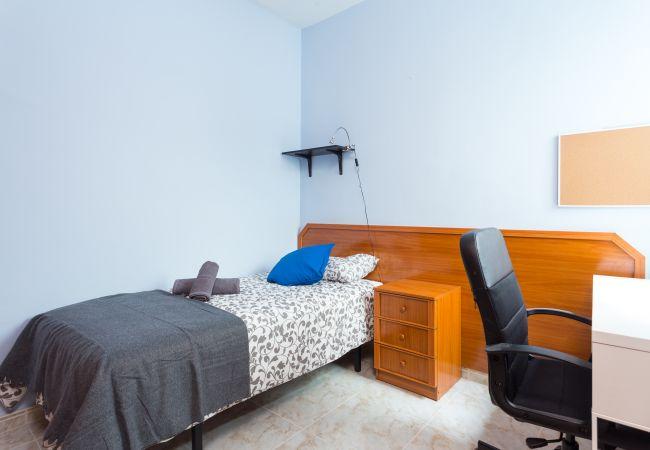 Alquiler por habitaciones en Barcelona - Plaza Universidad Residence H2