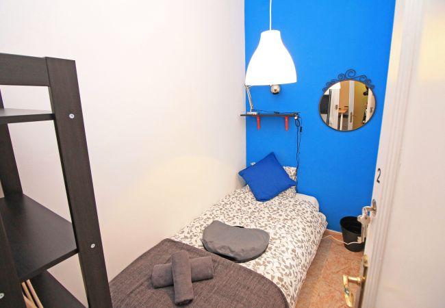 Alquiler por habitaciones en Barcelona - San Pau Residence H2