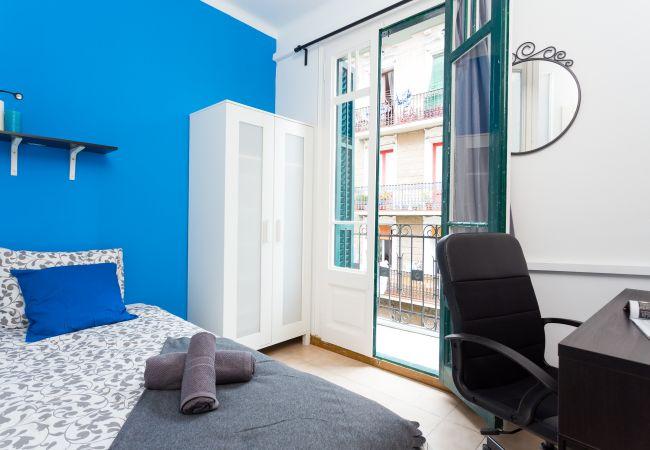 Alquiler por habitaciones en Barcelona - Parallel 4 Residence H3