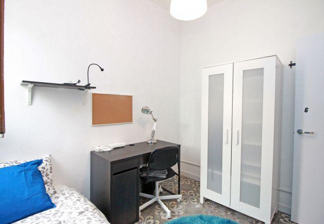 Alquiler por habitaciones en Barcelona - Vintage Picasso Residence H6