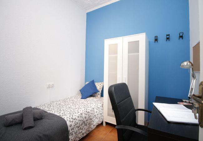 Alquiler por habitaciones en Barcelona - Encants Residence H3