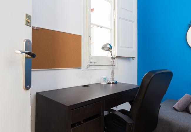 Alquiler por habitaciones en Barcelona - Arco Triunfo Residence H1