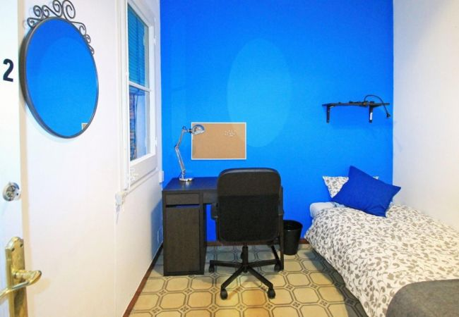 Alquiler por habitaciones en Barcelona - Entença Residence 2 H2