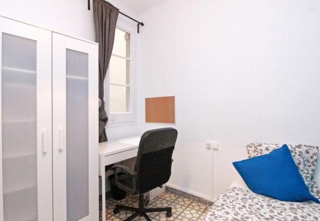 Alquiler por habitaciones en Barcelona - Parallel 2 Residence H1
