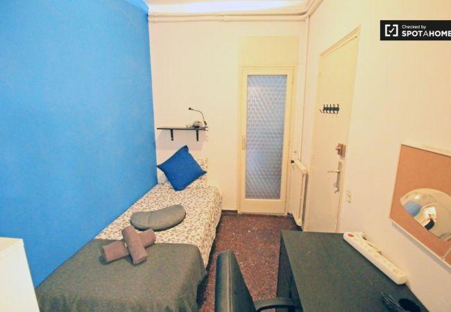 Alquiler por habitaciones en Barcelona - Sagrada Familia Residence H3