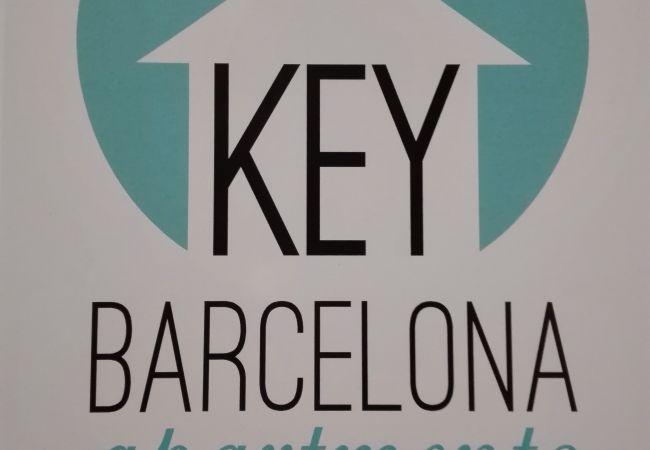 Alquiler por habitaciones en Barcelona - Sagrada Familia Residence H4