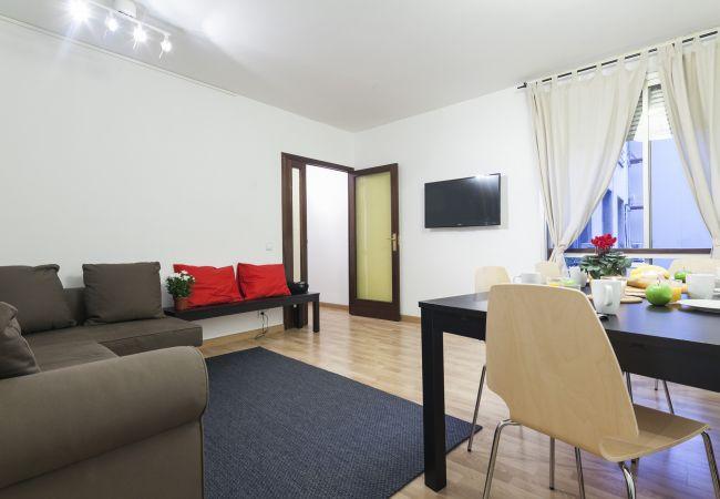 Apartamento en Barcelona - Plaza Cataluña Family