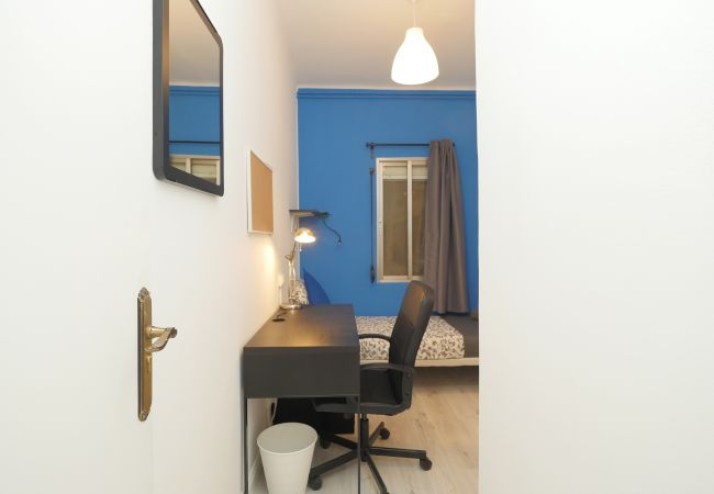 Rent by room in Barcelona - Clot Residence H5