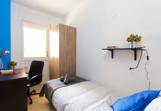 Rent by room in Barcelona - Tetuan Residence H2