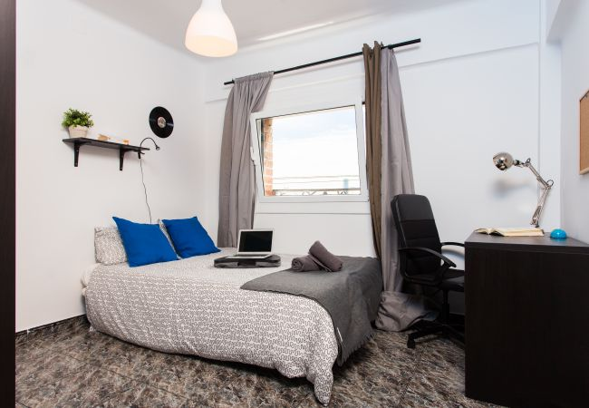Rent by room in Barcelona - Puerto Residence H1