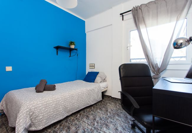 Rent by room in Barcelona - Puerto Residence H2