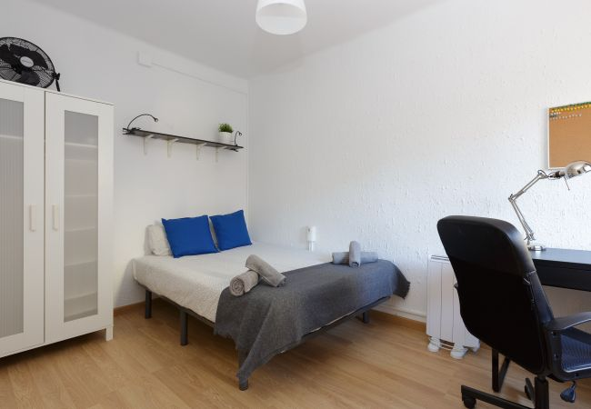 Rent by room in Hospitalet de Llobregat - Santa Eulalia Residence 1-1 R3