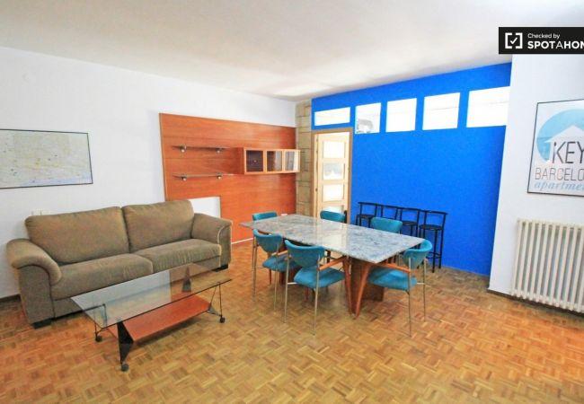 Rent by room in Barcelona - Sagrada Familia Residence H1