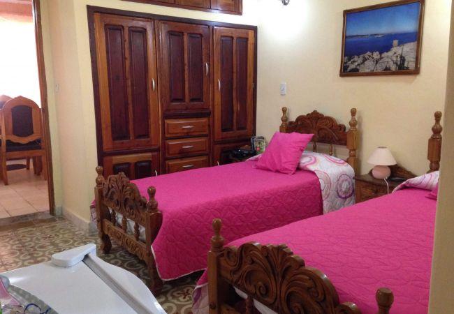 in Cienfuegos - L'Escala Double room